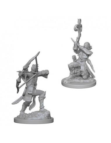 D&D Nolzur´s Miniatures Elf Male Bard