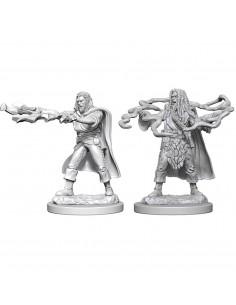 D&D Nolzur´s Miniatures Human Male Sorcerer