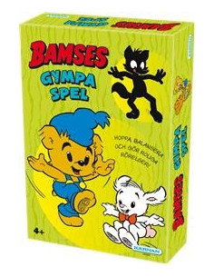 Bamse Gympaspel