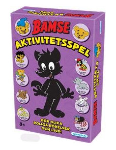 Bamse Aktivitetsspel