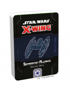 Star Wars X-Wing 2.0 Separatist Damage Deck