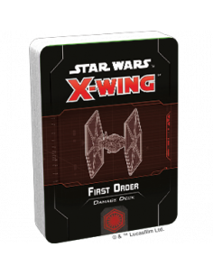 Star Wars X-Wing 2.0 First Order Damage Deck