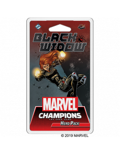 Marvel Champions LCG Widows Sting