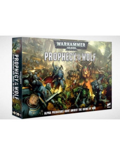PROPHECY OF THE WOLF