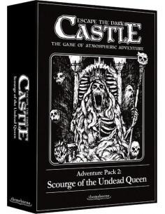 Escape Dark Castle Scourge of undead queen