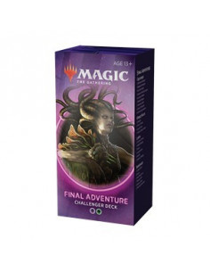Magic Challenger Deck Final Adventure