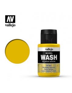 Model Wash 35ml. Dark Yellow Wash