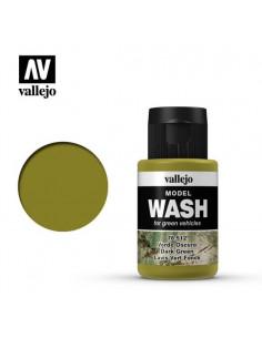 Model Wash 35ml. Dark Green Wash