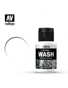 Model Wash 35ml. White Wash