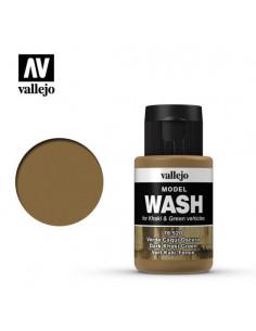 Model Wash 35ml. Dark Khaki Green Wash