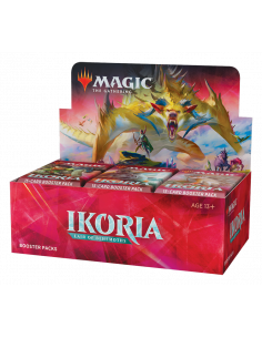 Magic Ikoria Lair of Behemoths Booster Display