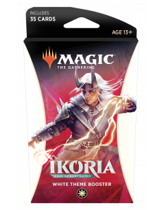 Magic Ikoria Lair of Behemoths Theme Booster White