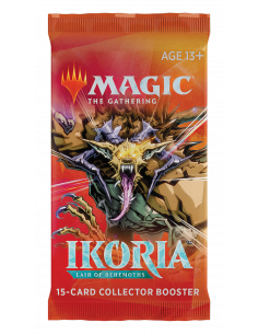 Magic Ikoria Lair of Behemoths Collector Booster