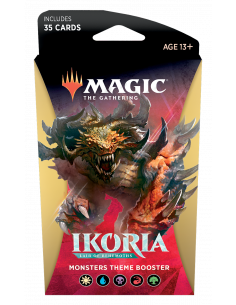 Magic Ikoria Lair of Behemoths Theme Booster Monsters