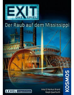 Exit: The Theft On The Mississippi