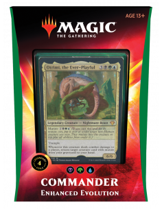 Magic Commander Deck 2020 Enhanced Evolution