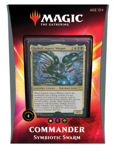 Magic Commander Deck 2020 Symbiotic Swarm