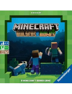 Minecraft the Board Game