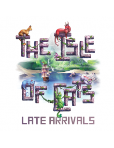 The Isle of Cats 5-6 Player Expansion