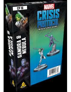 Marvel Crisis Protocol Gamora and Nebula