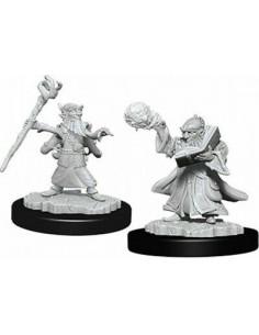 D&D Nolzur´s Miniatures Gnome Wizard