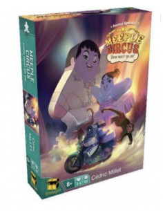 Meeple Circus show must go on Expansion
