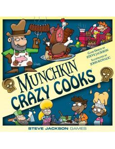Munchkin Crazy Cooks