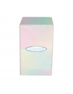 Deck Box Satin Tower Iridescent