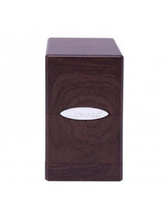 Deck Box Satin Tower Forest Oak Hi-Gl