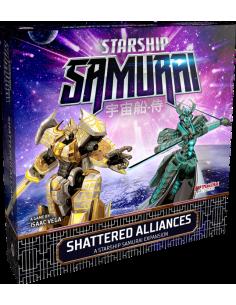 Starship Samurai Shattered Alliance