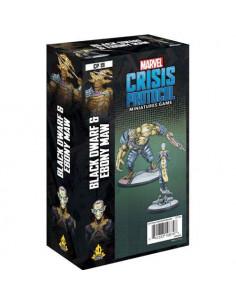 Marvel Crisis Protocol Black Dwarf & Ebony man