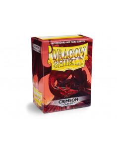 Dragon Shield Crimson (100)