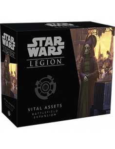 Star Wars Legion Vital Assets Expansion
