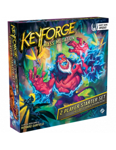 KeyForge Mass Mutation Deluxe 2 Player Deck