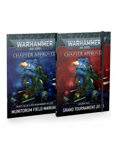 WARHAMMER 40K: CHAPTER APPROVED 2020