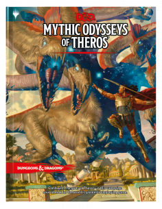 D&D 5th Edition Mythic Odysseys of Theros