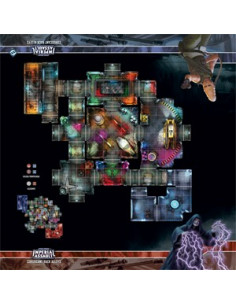 Imperial Assault Skirmish Maps Coruscant Back Alleys