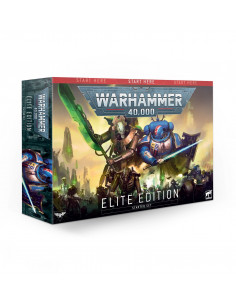WARHAMMER 40000: ELITE EDITION