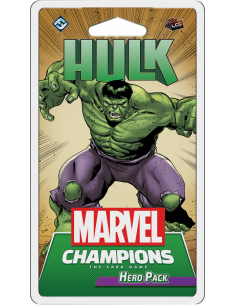 Marvel Champions Card Game The Incrideble Hulk