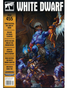 WHITE DWARF AUGUST 2020
