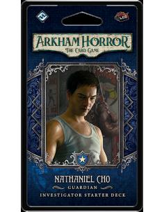 Arkham Horror Card Game Investigator Nathaniel Cho