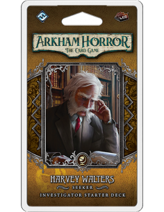 Arkham Horror Card Game Investigator Harvey Walters