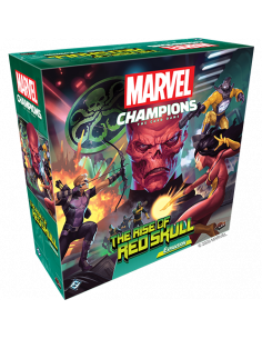 Marvel Champions  Rise of The Red Skull