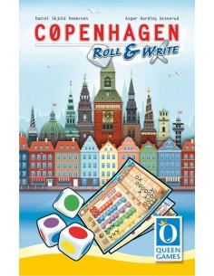 Copenhagen Roll&Write