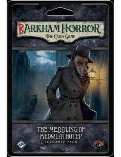 Barkham horror meddling Meowlathot
