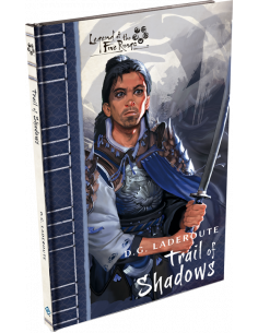 Legend of the Five Rings Novel Trail of Shadows