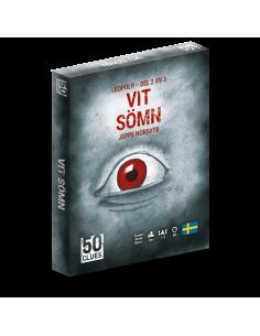 50 Clues 2 Vit Sömn (SE)