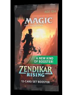 Magic Zendikar Rising Set Booster