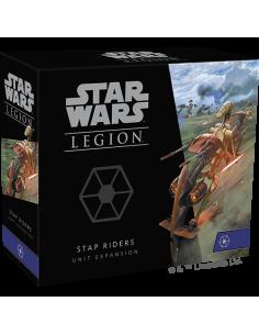 Star Wars Legion Stap Rider unit
