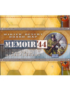 Memoir 44 Winter/desert Expansion